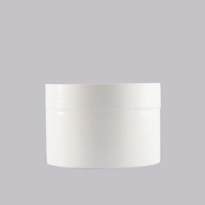 Βάζο Πλαστικό Λευκό 250ml Single Wall