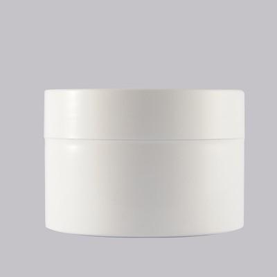 Βάζο Πλαστικό Λευκό 125ml Single Wall