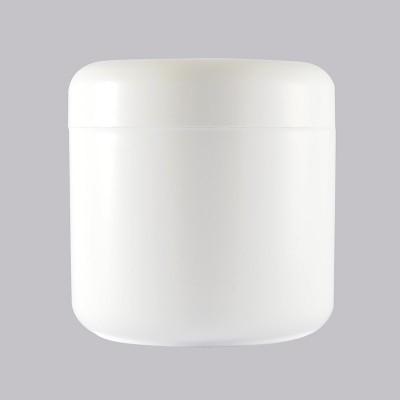 Βάζο Πλαστικό Single Wall Λευκό 500ml