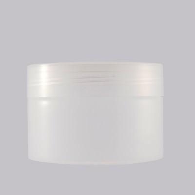 Βάζο Πλαστικό Διάφανο Single Wall 250ml