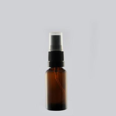 Φιάλη Γυάλινη DIN 18 Καραμελέ/ Spray Mist 20ml