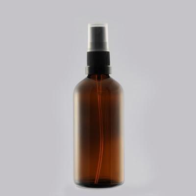 Φιάλη Γυάλινη DIN 18 Καραμελέ/ Spray Mist 100ml