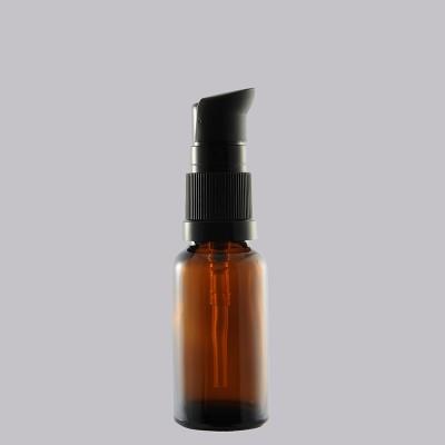Φιάλη Γυάλινη DIN 18 Καραμελέ/ Serum 20ml