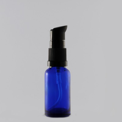 Φιάλη Γυάλινη DIN 18 Κοβαλτίου/ Serum 20ml