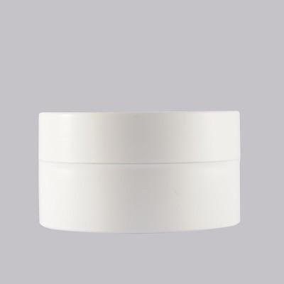 Βάζο Πλαστικό Λευκό Single Wall 200ml