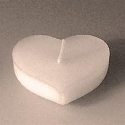 Καλούπι 6 Θέσεων για Επιπλέοντα Κεριά – Καρδιά
