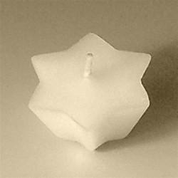 Καλούπι 6 Θέσεων για Επιπλέοντα Κεριά – Αστέρια