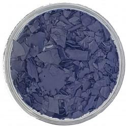 Χρώμα Κεριού Νιφάδα Μπλέ 20γρ