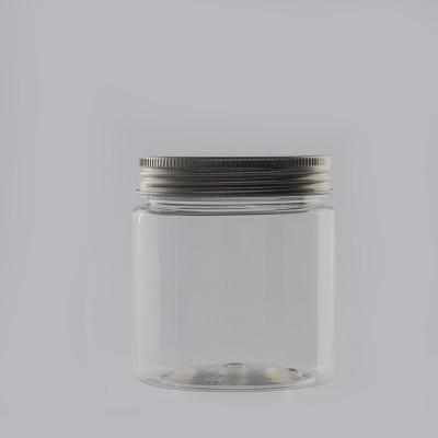 Βάζο Πλαστικό Pet/ Πώμα Αλουμινίου 200ml (Tall Size)