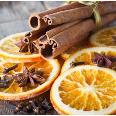 Cinnamon Orange Candle Αρωματικό Έλαιο