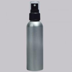 Αλουμινένια Φιάλη  Μαύρο Spray Mist 75ml