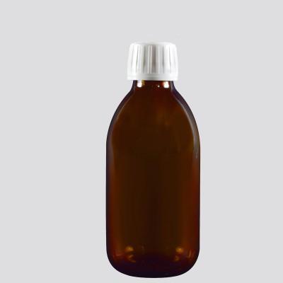 Φαρμακευτική Φιάλη Γυάλινη Καραμελέ 200ml