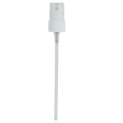 Spray Mist Αντλία Λευκή Για Φιάλες Boston Tall 50ml & 100ml