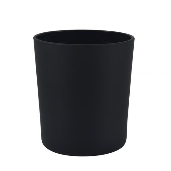 Ποτήρι Μαύρο για Κερί / 250ml