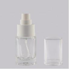 Γυάλινη Φιάλη 15ml  Spray Mist  LUX