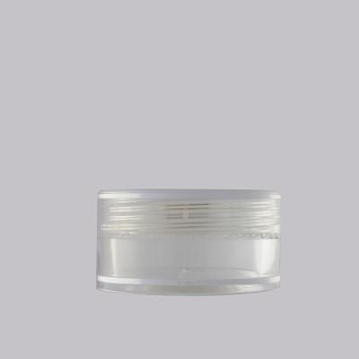 Βαζάκι Πλαστικό Διάφανο 3ml
