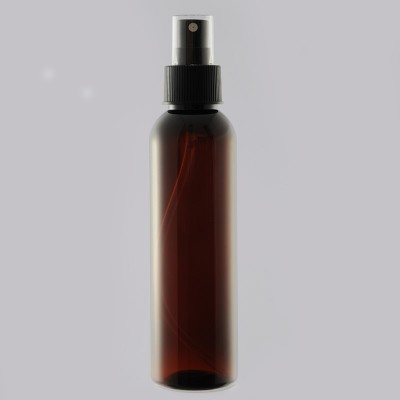 Boston Tall Φιάλη Πλαστική AMBER/ Μαύρο Spray Mist 150ml