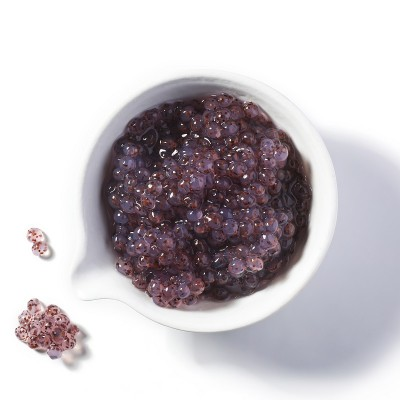 Face Vegetal Scrub Caviar PURPLE