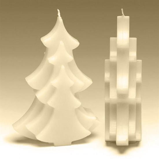 Καλούπι Κεριού Χριστουγεννιάτικο Δένδρο