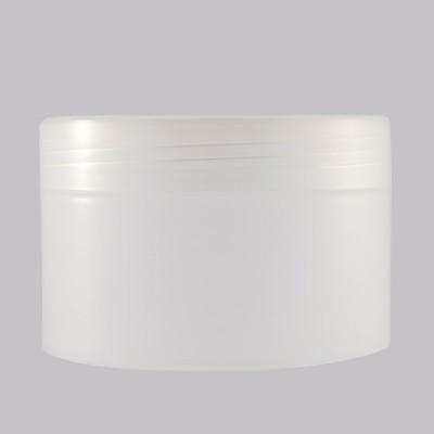 Βάζο Πλαστικό Διάφανο Single Wall 500ml