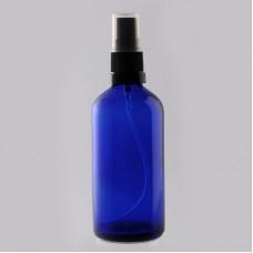 Γυάλινη Φιάλη Κοβαλτίου DIN18 Spray Mist 100ml