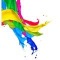 Χρώματα Pigments σε υγρή μορφή