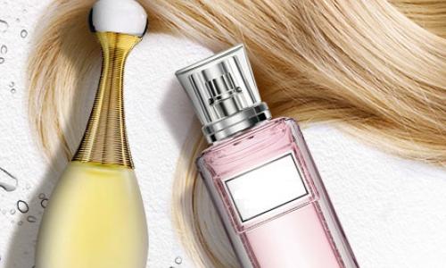 Αρωματικό σπρέι μαλλιών