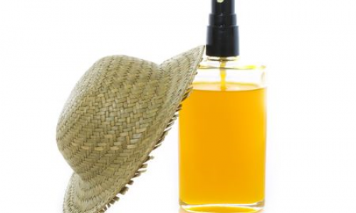 Natural Tanning Oil