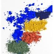 Χρώματα Pigments σε σκόνη